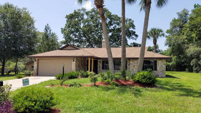 Dunnellon Single Family Home For Sale: 20076 SW 84th Lane