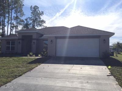 Ocala Single Family Home For Sale: 4330 SE 34th Street