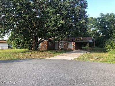 Ocala Single Family Home For Sale: 1 Bahia Lane