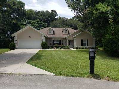 Ocala Single Family Home For Sale: 4599 NW 45th Street
