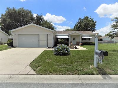 Summerfield FL Single Family Home For Sale: $159,900