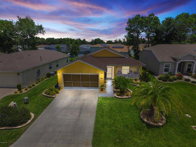 Leesburg FL Single Family Home For Sale: $215,000