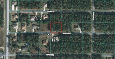 Ocala FL Residential Lots & Land For Sale: $29,000