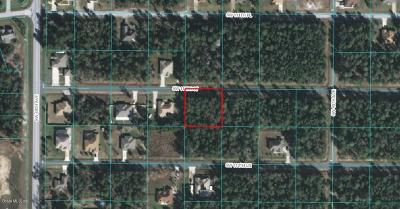 Ocala Residential Lots & Land For Sale: SW 112 Street