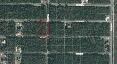 Ocala Residential Lots & Land For Sale: SW 40 Terrace