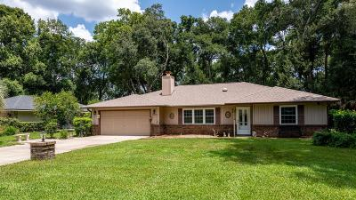Ocala Single Family Home For Sale: 5701 SE 9th Street