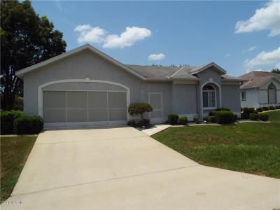Ocala Single Family Home For Sale: 5300 NW 26th Lane