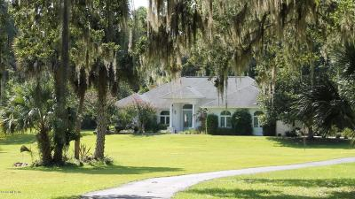 Ocala Farm For Sale: 8375 S Magnolia Avenue