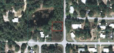 Residential Lots & Land For Sale: SE 183rd Court