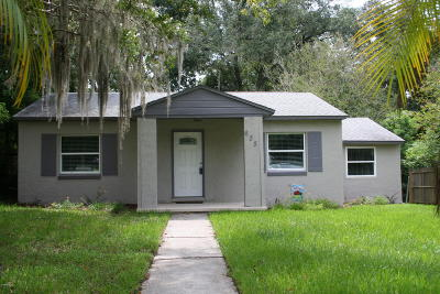 Ocala Single Family Home For Sale: 635 SE 30th Avenue