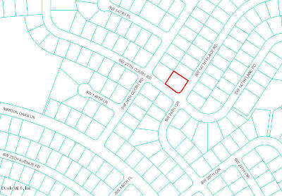 Ocala Residential Lots & Land For Sale: SW 147th Place Road