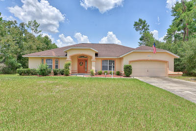 Ocala Single Family Home For Sale: 13048 SW 35th Circle