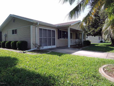 Ocala Single Family Home For Sale: 10867 SW 83rd Court