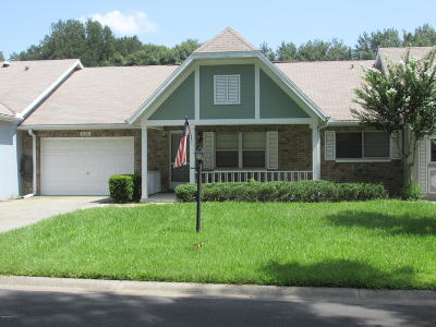 Ocala Single Family Home For Sale: 8529 SW 91st Place