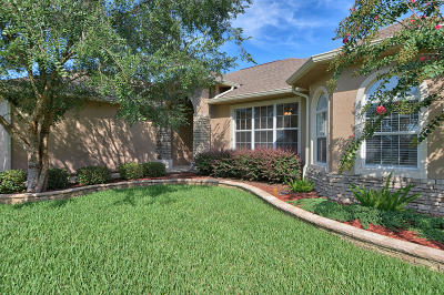 Belleview Single Family Home For Sale: 10435 SE 42nd Court