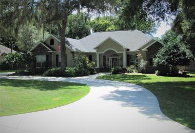 Ocala Single Family Home For Sale: 5425 SE 44th Circle