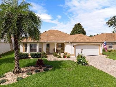 The Villages Single Family Home For Sale: 1912 Armondo Drive