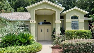 Ocala Single Family Home For Sale: 7515 SW 100th Street