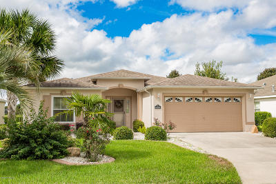 Ocala Single Family Home For Sale: 16206 SW 14th Avenue Road