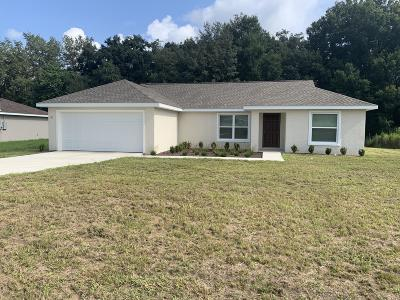 Ocala Rental For Rent: 81 Pine Trace