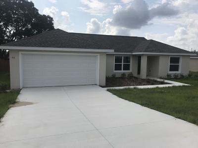 Ocala Rental For Rent: 53 Pine Course