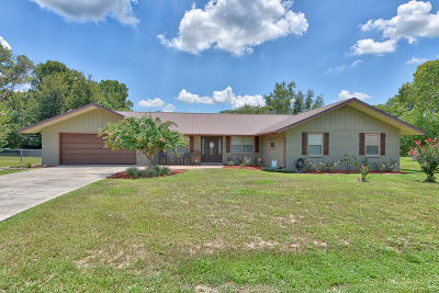 Ocala Single Family Home For Sale: 1861 SE 56th Court