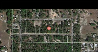 Residential Lots & Land For Sale: SE 159th Lane