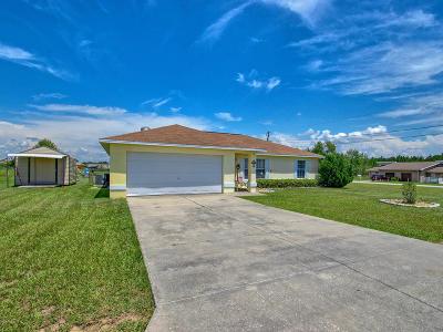 Ocala Single Family Home For Sale: 1 Poplar Terrace