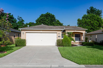 Ocala Single Family Home For Sale: 15799 SW 13th Circle