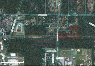 Ocala Residential Lots & Land For Sale: NW 2nd Avenue
