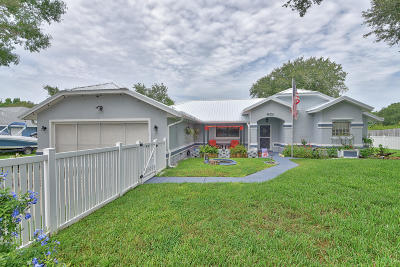 Ocala Single Family Home For Sale: 3340 SE 53rd Ct Court