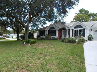 Ocala Single Family Home For Sale: 8597 SW 108th Lane Road