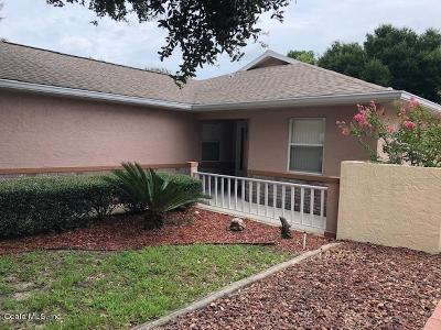 Ocala Single Family Home For Sale: 9282 SW 91st Circle