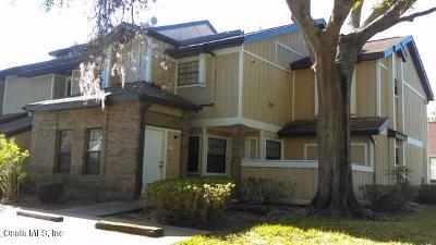 Ocala FL Condo/Townhouse For Sale: $149,900