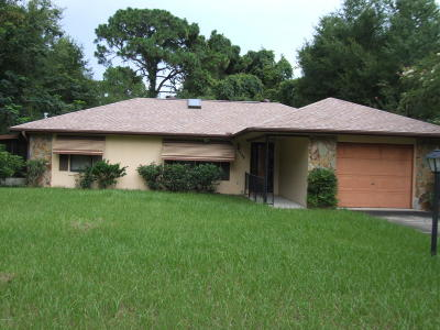 Ocala Single Family Home For Sale: 230 Bahia Circle
