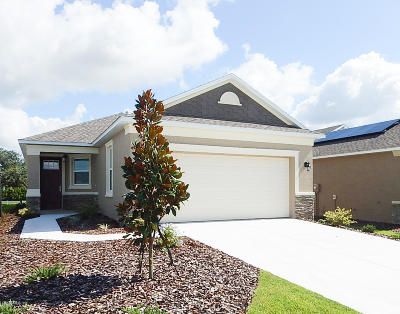 Ocala Single Family Home For Sale: 9837 SW 99th Loop