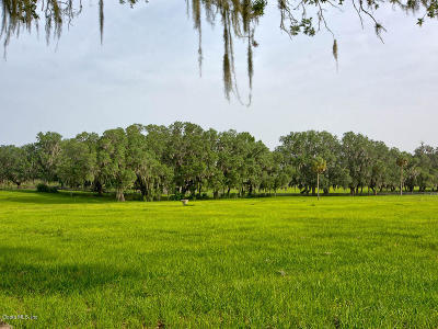 Reddick Farm For Sale: 17053 NW Highway 225