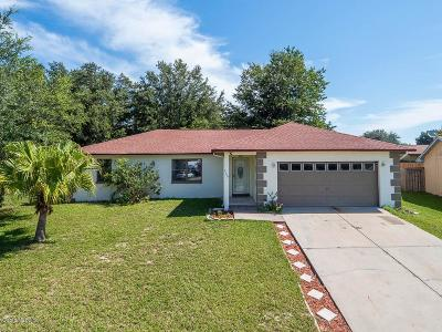 Ocala Single Family Home For Sale: 15055 SW 35th Circle