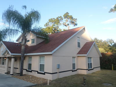 Citrus County Condo/Townhouse For Sale: 815 N Rembrandt Way #424