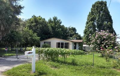 Summerfield Mobile/Manufactured Pending-Continue to Show: 9764 SE 164th Place