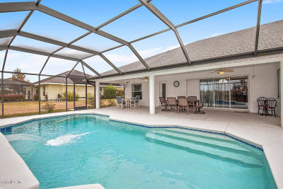 Ocala Single Family Home For Sale: 8300 SW 56th Terrace