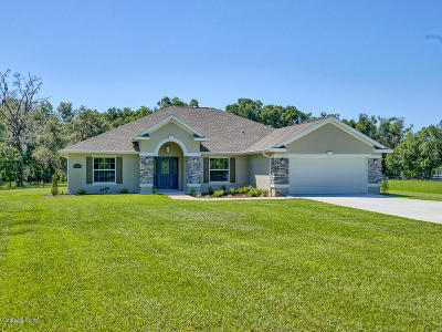 Marion County Farm For Sale: 11670 NW 35th Street