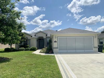 Summerglen Single Family Home For Sale: 15837 SW 11th Court Road
