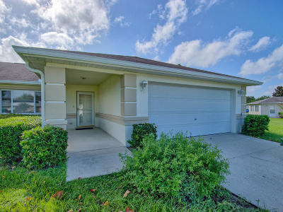 Ocala Single Family Home For Sale: 10307 SW 61st Terrace Road