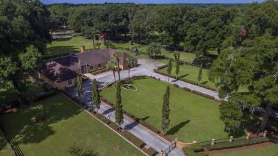 Ocala Farm For Sale: 680 SE 123rd St Rd Road