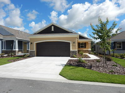 Ocala Single Family Home For Sale: 9833 SW 99th Loop
