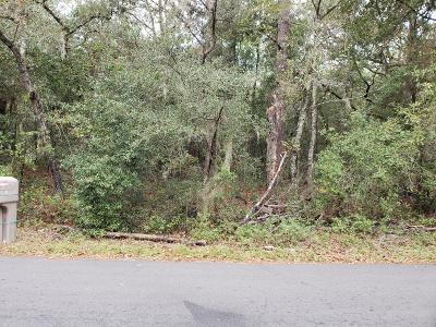 Ocala Residential Lots & Land For Sale: Hemlock Circle Way