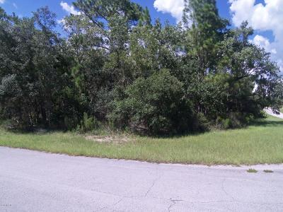Ocala Residential Lots & Land For Sale: SW 65 Avenue Road