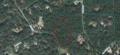 Ocala Residential Lots & Land For Sale: Lakewood Circle