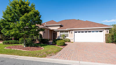 Ocala FL Single Family Home For Sale: $335,000
